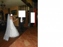 sprzedam suknie ślubną CARRERA