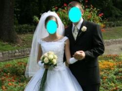 Sprzedam suknię ślubną (Chełmno)