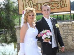 Sprzedam suknię ślubną CLARISSA MS MODA 2011