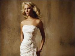 Sprzedam suknię ślubną Cosmobella 7192