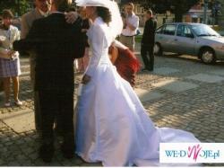 Sprzedam suknie ślubną ,,COURONNE,,