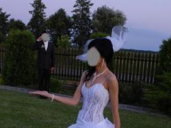 Sprzedam suknię ślubną Cymbeline Cantabe