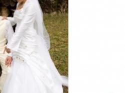 Sprzedam Suknie Ślubna Cyntia Biała Z salonu Karina - Pasaż Wenecki