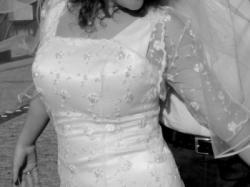 Sprzedam suknię ślubną. Delikana, lekka, romantyczna...