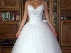 sprzedam suknię ślubną DEMETRIOS 896
