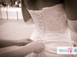Sprzedam suknię ślubną Demetrios 974