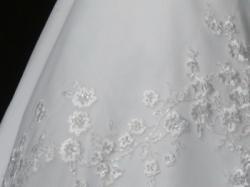 Sprzedam suknię ślubna DEMETRIOS model 2802 w kolorze białym r. 38