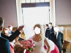Sprzedam suknię ślubną Demetrios typu proncess