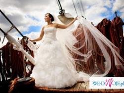"""Sprzedam suknię ślubną """"Diamond"""" z kolekcji 2009 Maggio Ramatti"""
