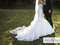 Sprzedam suknię ślubną - dojazd do klientki