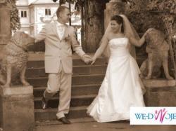 Sprzedam suknie ślubną ecree