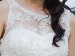 Sprzedam suknię ślubną ecru