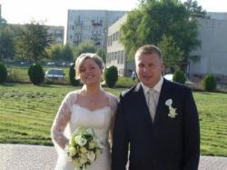 Sprzedam suknię ślubną ecru pięknie zdobioną