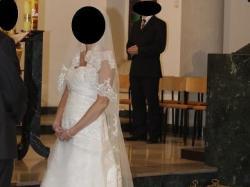 Sprzedam suknie ślubną Eddy K.
