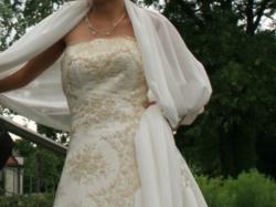 Sprzedam suknię ślubną Efrosini Carmen
