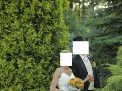 SPRZEDAM SUKNIĘ ŚLUBNĄ ELDERBERRY BRIDE