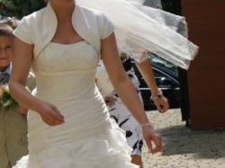 Sprzedam suknię ślubną Elianna Moore model Aqua 2010