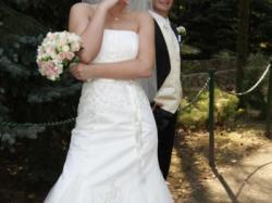 sprzedam suknie ślubną Elizabeth