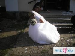 Sprzedam !!! Suknię Ślubną Emmi Mariage Kiara kolekcja 2012  princesska