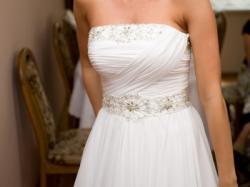 Sprzedam suknię slubną emmi mariage model Venus rozm. 36/38 kolekcja 2009