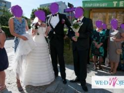 sprzedam suknie ślubną EVEREST-SAN PATRICK