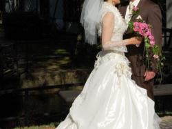 Sprzedam Suknie Ślubną Farage Galaxy Rozm.38