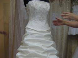 sprzedam suknię ślubną, fima karina, model Gina