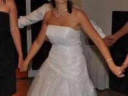 Sprzedam suknię ślubną firmy Agnes!!!