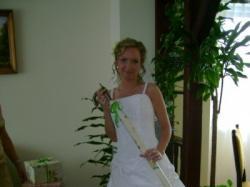 Sprzedam suknię ślubną firmy Agnes model 4611a