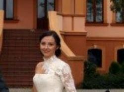 Sprzedam suknię ślubną firmy CYMBELINE rozmiar 36/38