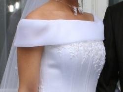 sprzedam suknię ślubną firmy Duber