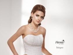 Sprzedam suknię ślubną firmy Herm's model Bologna