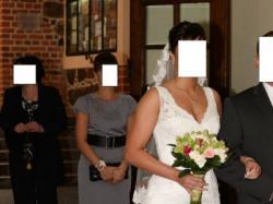 Sprzedam suknie ślubną firmy La Sposa SONAR