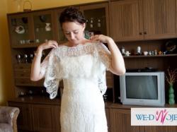 Sprzedam suknię ślubną firmy LILEA - kolekcja CHANTAL