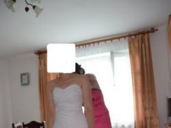 Sprzedam suknię ślubną firmy MS MODA