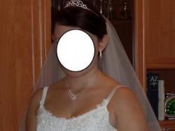 Sprzedam suknię ślubną firmy MS Moda 38-40