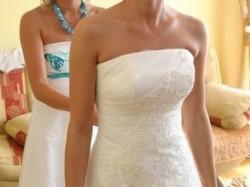 Sprzedam suknię ślubną firmy MS MODA model Naomi 2008