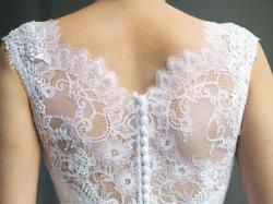 Sprzedam  suknię ślubną firmy NABLA model ABIGAIL rozm 36 stan idealny
