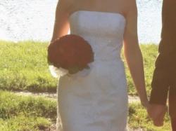 sprzedam suknię ślubną  firmy Pronovias- model  India