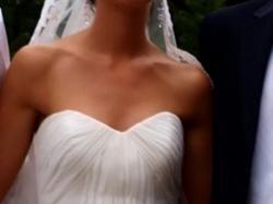 Sprzedam suknię ślubną firmy San Patrick