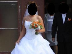 Sprzedam suknie ślubną Florencja SV