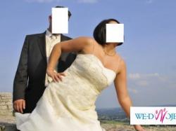 Sprzedam suknię ślubną formy MS MODA, model Denis