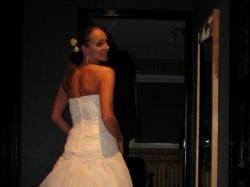 Sprzedam suknie ślubna  francuskiej firmy Maries de Pari