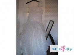 Sprzedam suknię ślubną Fuente 2011