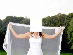 Sprzedam suknie ślubną (gorset+spódnica)