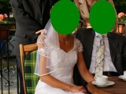 Sprzedam Suknię Ślubną (gorset + spódnica)