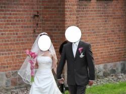 Sprzedam suknię ślubną Grande Sposa rozm. 36