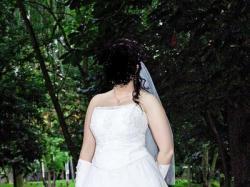 Sprzedam suknię ślubną!!! Gratis!!!