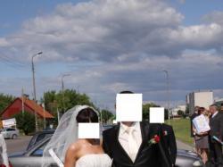 Sprzedam Suknie Ślubną, gratis welon