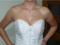 Sprzedam suknię ŚLUBNĄ +GRATISY!!!